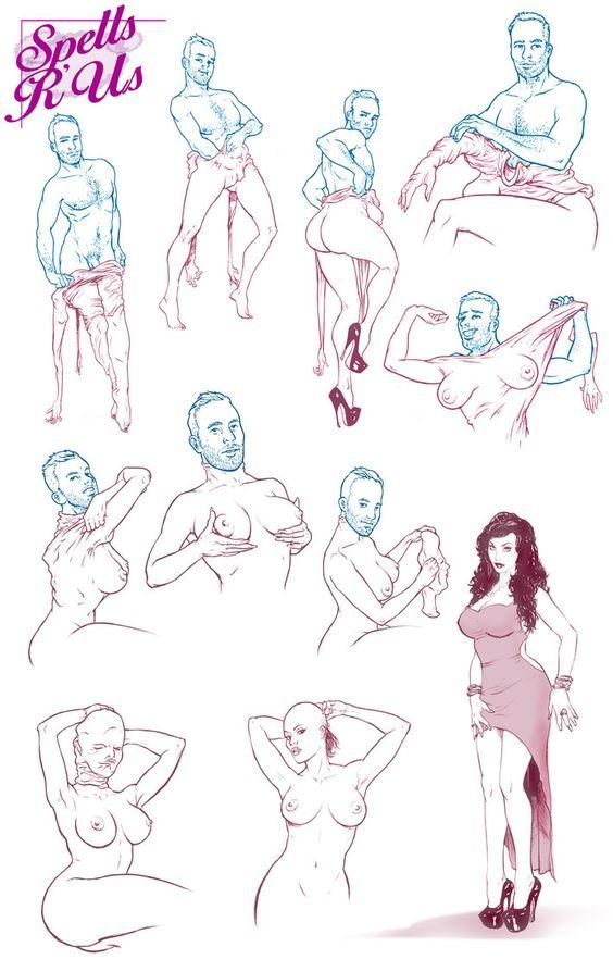 Women sex crys