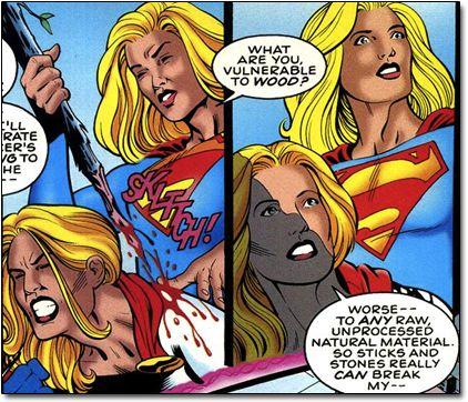Powergirl,¿personaje subvalorado en DC Universe?: 81cc005fc17c1daa78abd0bc5fa3c956
