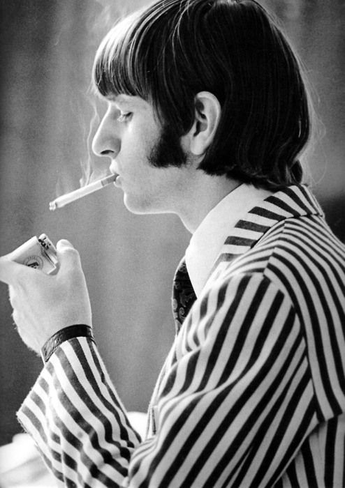 Ringo Starr.: Ringo Starr, Beatlemania Lives, Beatle Mania, Beatles John Paul George Ringo, Af S Beatles S, Beatles Photography, Find Smoking, Birthday Ringo