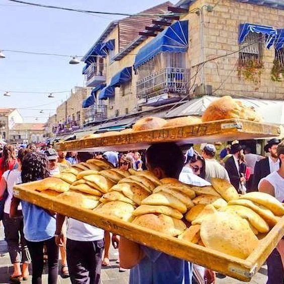 Mahane Yehuda market . Jerusalem