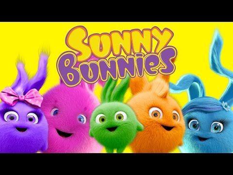 Cartoon Sunny Bunnies Meet The Bunnies Funny Cartoons For Children Youtube Bunny Birthday Party Funny Videos For Kids Bunny