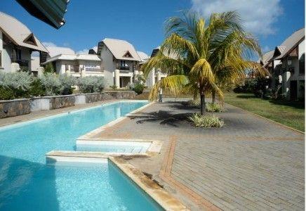 Immobilier Ile Maurice - A vendre jolie villa F4 duplex avec piscine à Grand Baie ile Maurice