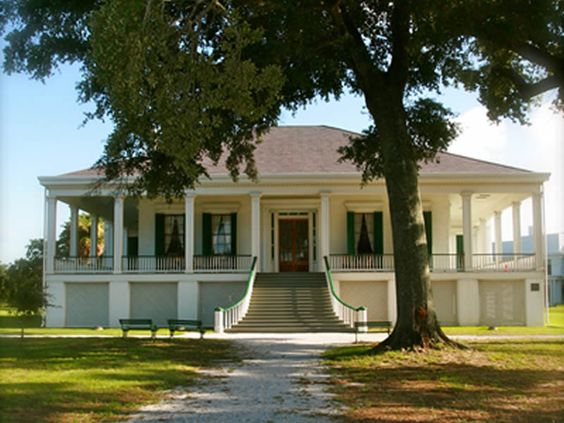 jefferson davis home hurricane katrina