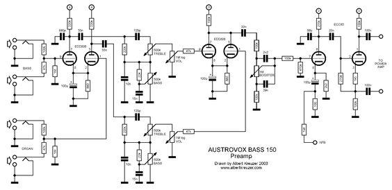 austrovox bass150