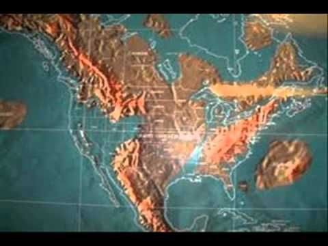 future map of the united states FUTURE MAP OF the UNITED STATES   YouTube   North america map
