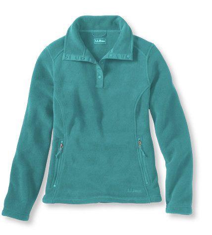 Women's Trail Model Fleece Pullover: Fleece Jackets   Free Shipping at L.L.Bean