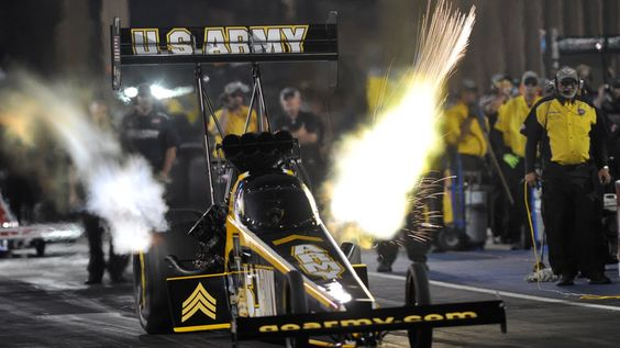 Tony Schumacher takes Track E.T. Record | NHRA  Denver