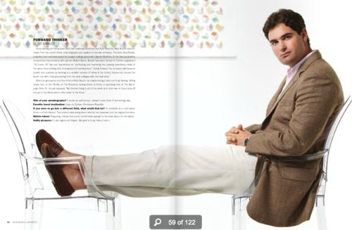 Blair Brandt Founder & CEO of the Next Step Realty, Palm Beach Illustrated April 2012. What a great CEO to inspire to!