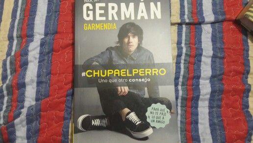 """""""#ChupaElPerro"""" escrito por Germán Garmendia.:"""