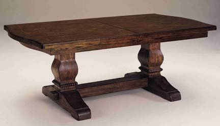 I Need This Eddie Bauer Lakeridge Trestle Table By Lane Furniture Lane Furniture Http Www