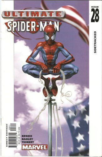 Ultimate Spider-man #28 (Sidetracked) December 2002 @ niftywarehouse.com #NiftyWarehouse #Spiderman #Marvel #ComicBooks #TheAvengers #Avengers #Comics