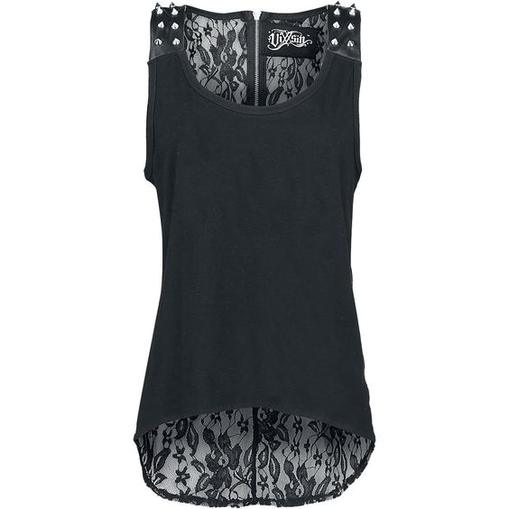 Leena - Top Mujer por Vixxsin - Número Artículo: 278557 - desde 29,99 € - EMP tienda online de Camisetas, Merchandise, Rock, Heavy Metal, Gó...