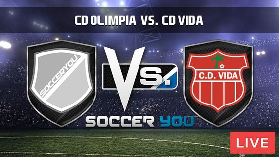 CD Olimpia vs. CD Vida Live Stream  https://goo.gl/pDqBUf
