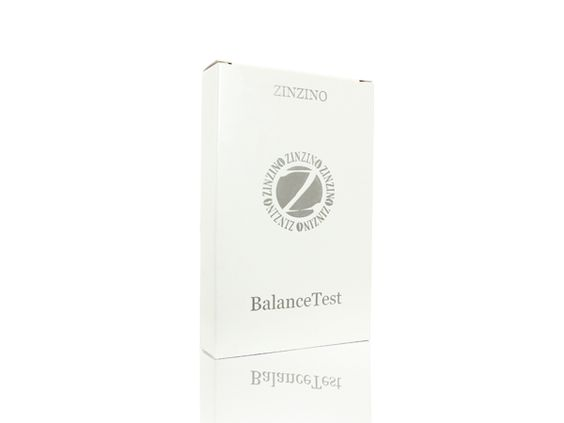 The Zinzino BalanceTest* Zinzino's BalanceTest is dry blood-spot ...