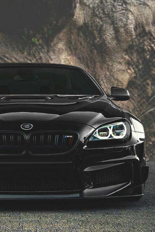 BMW F13 M6 black