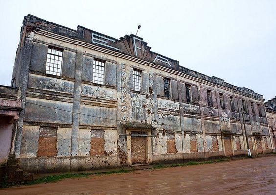 Empreza Frabrica de Angola - Kuito Angola