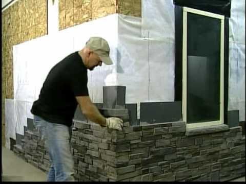 Silvermine Stone Screw On Stone Veneer Installation Stack N Tack Stone Us Canadapatent