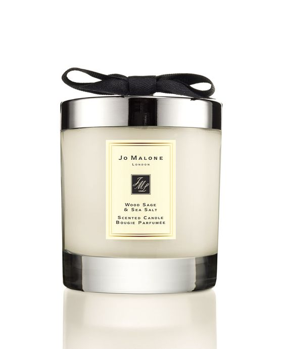 Bougie Wood Sage & Sea Salt de Jo Malone