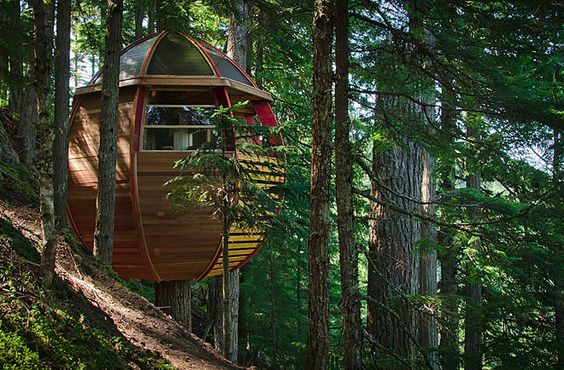 Weekend Cabin: The HemLoft, Whistler, B.C.