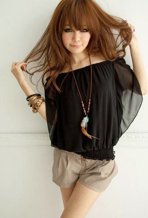 ropa coreana casual juvenil femenina