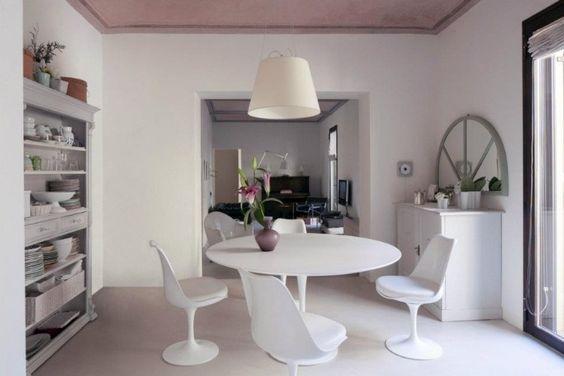 Renovation and loft transformation of a single family apartment in Prato by Sabrina Bignami.