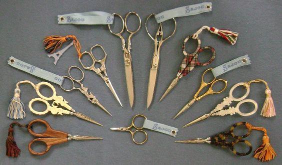 Sajou/Tour Eiffel Scissors