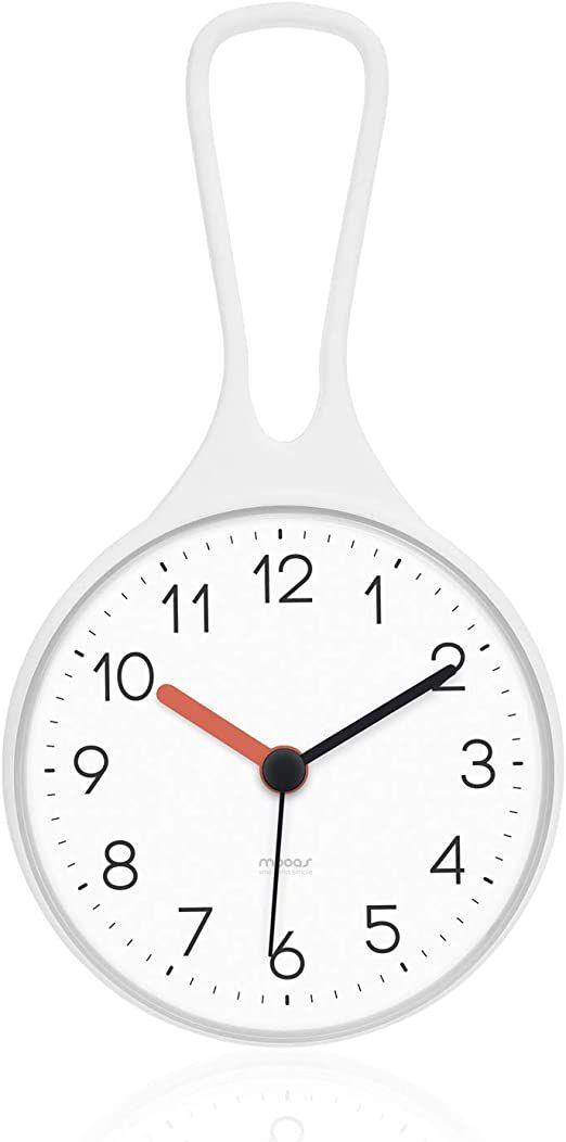 Bathroom Clock Best Wall Clocks, Clock For Bathroom