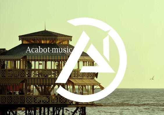 Logotipo para grupo de música Acabot Music, by Blanca Marcet, from MediaGrafics