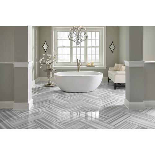 White Shower 12x24 Tiles Black Shower Faucet Marble Floors Marble Shower Walls Marble Showers Marble Tile Bathroom Shower