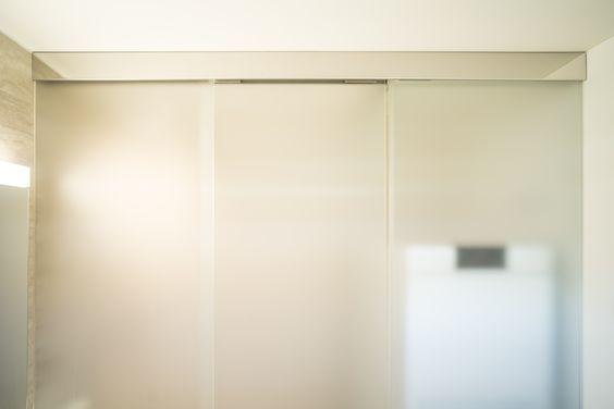 Glas-Schiebetüren