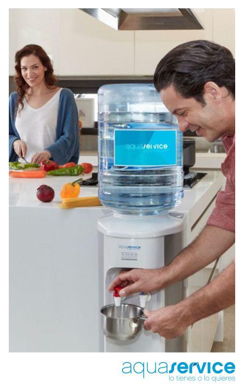 Imaginas Contar Con Un Dispensador De Agua Fría En Casa O En Tu Trabajo Y Con Un Servicio A Domicilio Que Dispensador De Agua Maquina De Agua Botellas De Agua