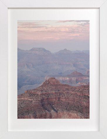 Grand Canyon Blush by Kamala Nahas at minted.com