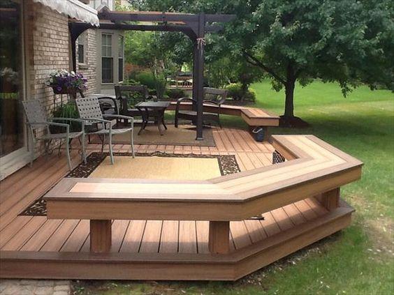Gallery Novi Michigan Deck Builders Diy Deck Deck Design