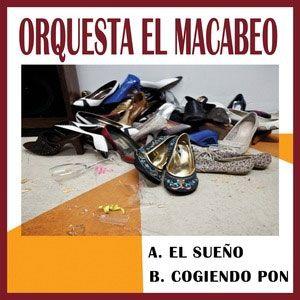 プエルトリコの新世代ラテン・バンドOrquesta El Macabeo(オルケスタ・エル・マカベオ)  のすんごいかっこいいトラック。  2008年結成の若いメンバーが織りなす期待度抜群のバンド。  この7inchただものではないですワ。  とにかく、ド強烈なホーンとグルーヴが最高なファンクサウンド。  A.El Sueno  B.Cogiendo Pon  このグルーヴ、観てみなさい!