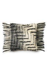 Loloi Fringed Accent Pillow