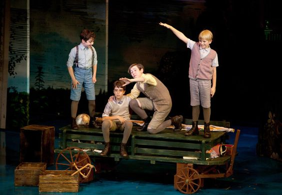 Finding Neverland' Opens at American Repertory Theater - The New ...