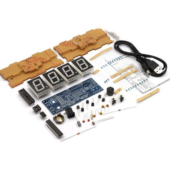 Amazoncom: alarm clock arduino