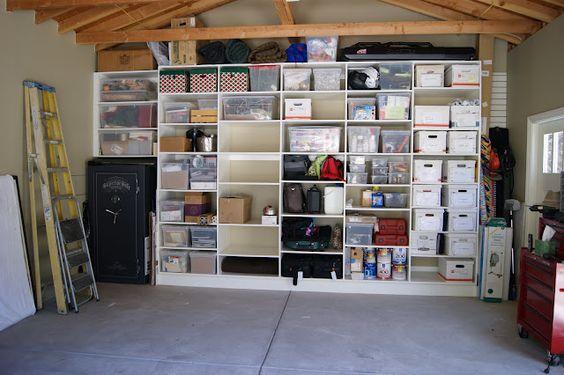 Garage Shelving