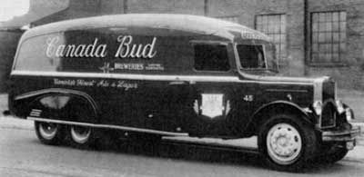 Smith Brothers Motor Bodies, Labatt Streamliners, Toronto