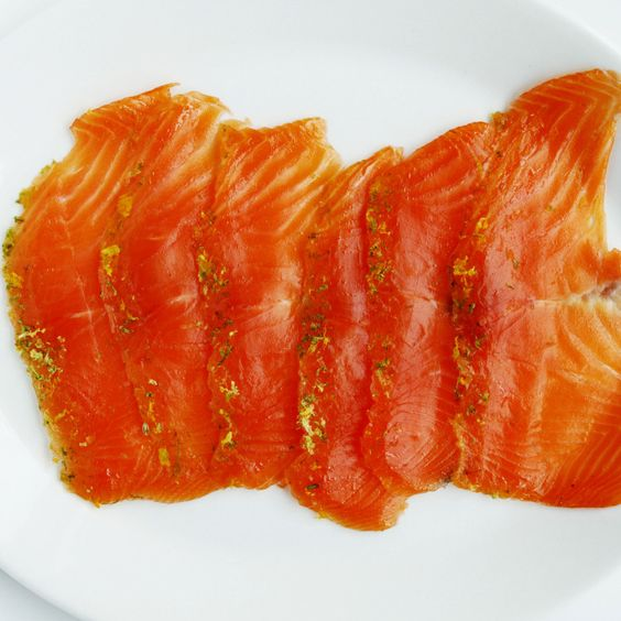 Citrus-Cured Salmon | Recipe | The o'jays and Salmon
