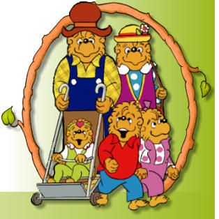 Home of the Berenstain Bears: Stan and Jan Berenstain website which includes links, activities, and other helpful resources.