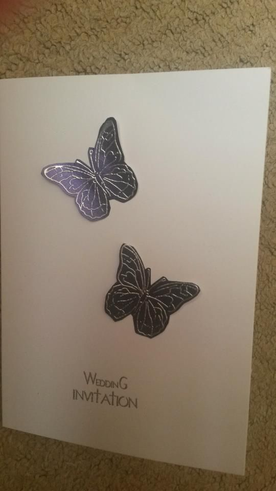 wedding invitation by https://www.facebook.com/pages/House-of-Bespoke-Cards/1408279516062459?sk=photos_stream