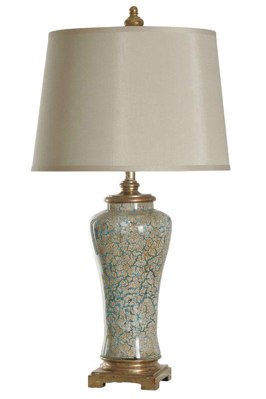 Cheney Classic Ginger Jar 35 Table Lamp Lamp Table Lamp Blue Lamp
