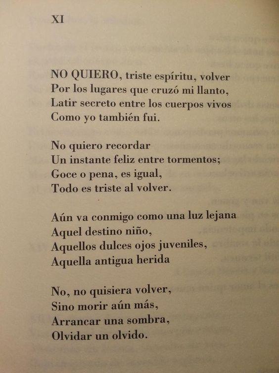 olvidar un olvido #LuisCernuda