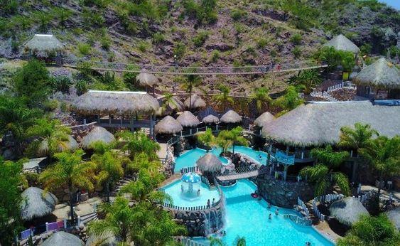 5 balnearios cerca de la Ciudad de México
