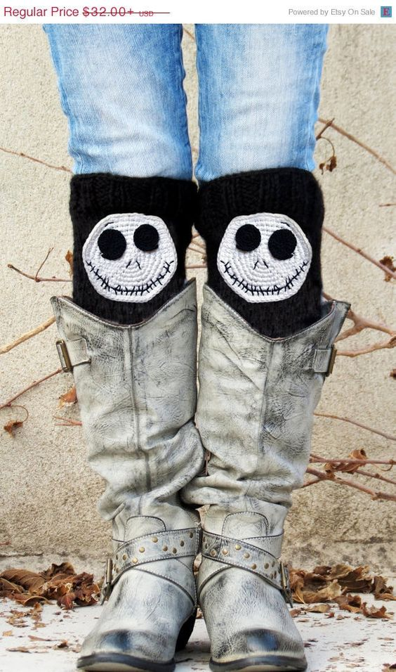 Winter discount sales Jack Skellington from EmofoFashion on