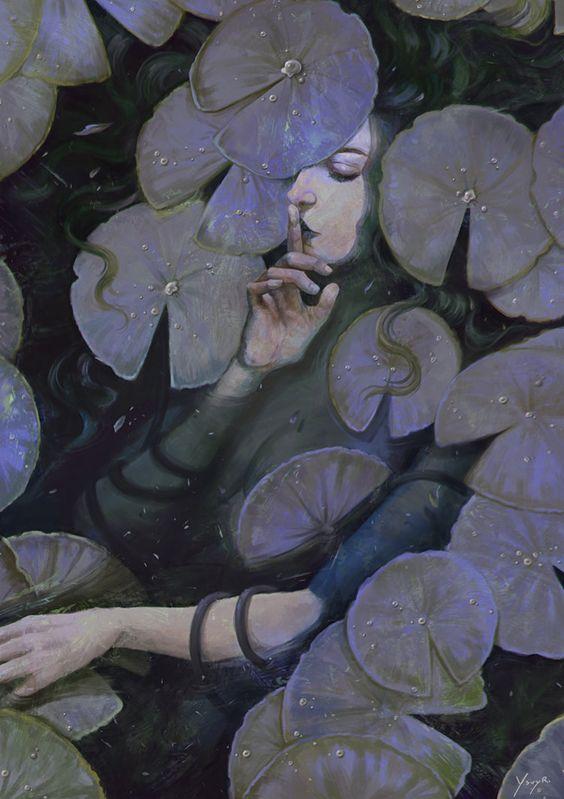 Artista del día: Kim Myatt