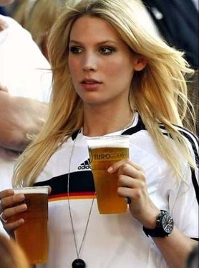girls from germany