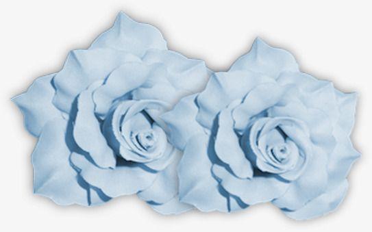 كارتون الزهور الزهور الزرقاء Blue Flowers Flowers Rose
