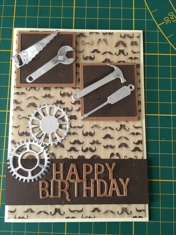 Great Pics Birthday Card For Men Thoughts Birthday Cards For Men